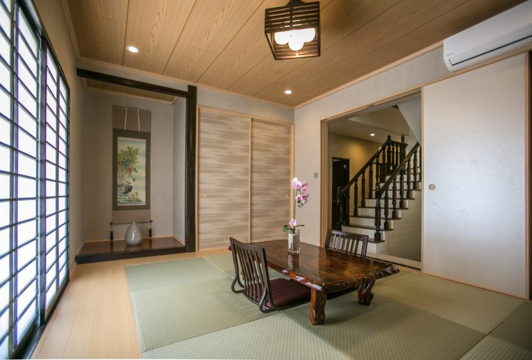 Washitsu Ruangan Japanesestyle realestate