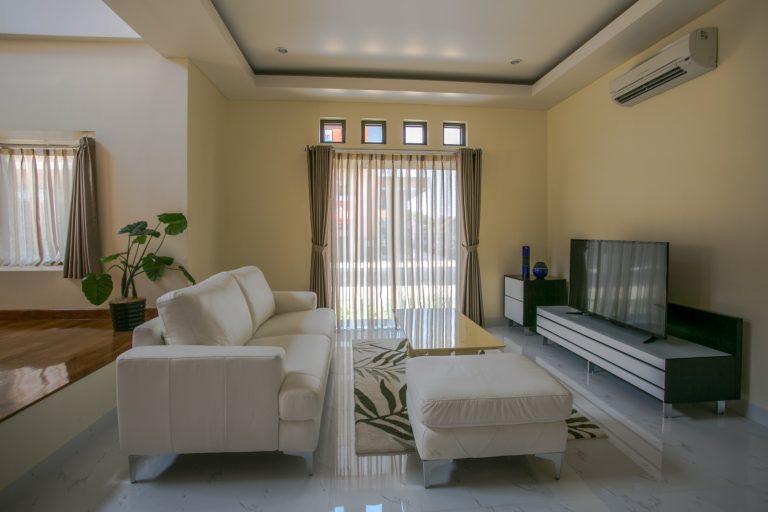 Livingroom Realestate Rumah Desain Modern