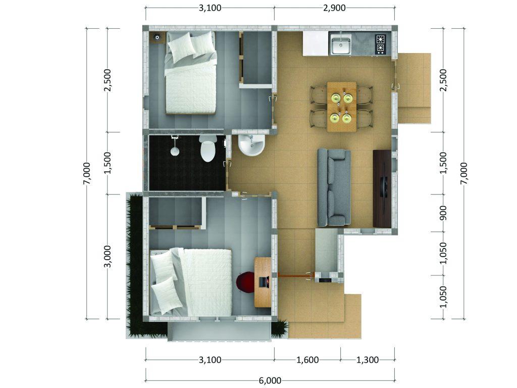Fuji Home Japan Plan