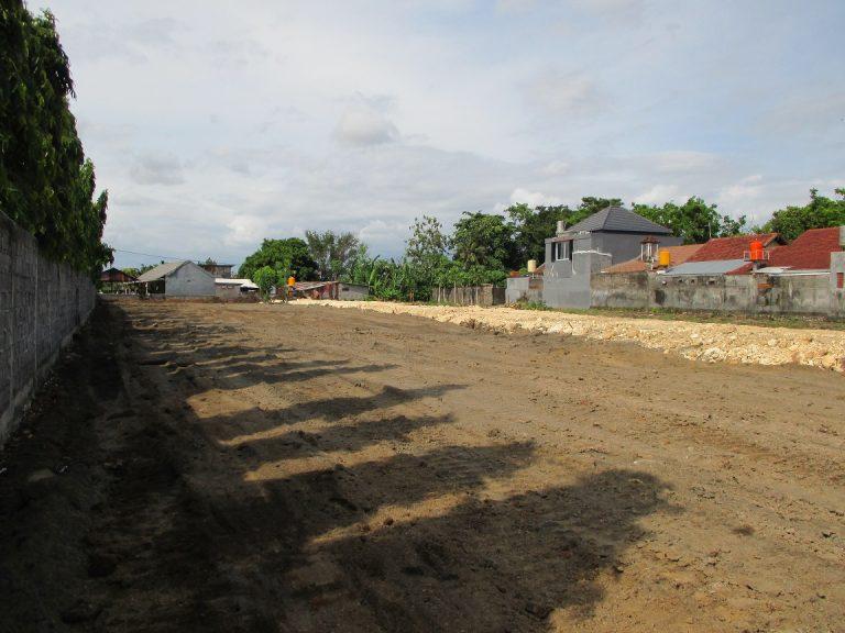 Lahan Tanah Renon Residence
