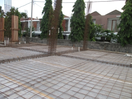 Renon Residence, Sheet Water Proofing System